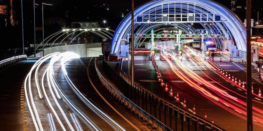 Avrasya Tüneli 31 Ocak'dan sonra 24 Saat Hizmete Başlıyor