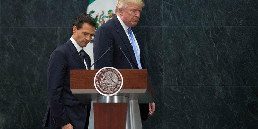 Meksika'dan Trump'a 'Duvar' Resti ; Parayı ödemeyiz
