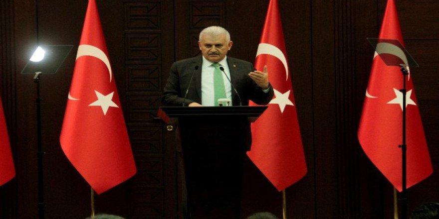 Yıldırım'dan CHP'ye ve HDP'ye sert çıkış