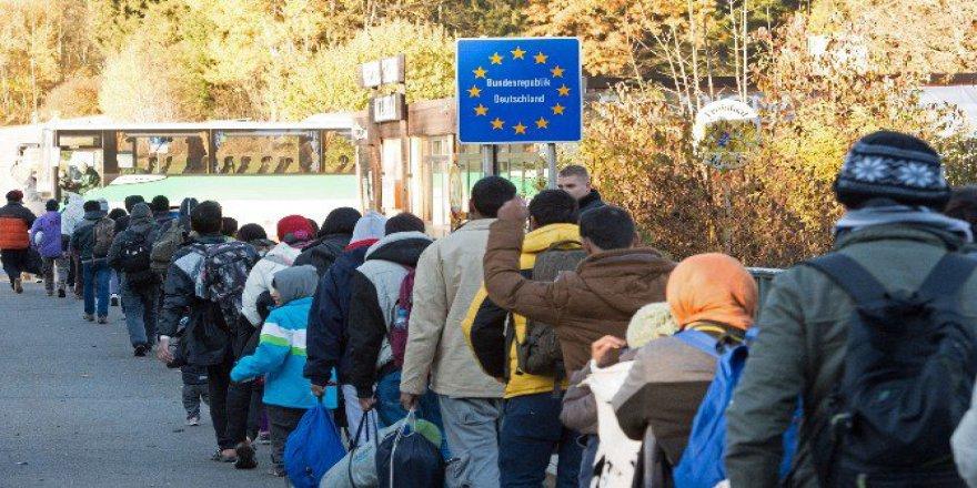 Almanya'nın Mültecilere harcadığı rakam 22 Milyar Euro oldu