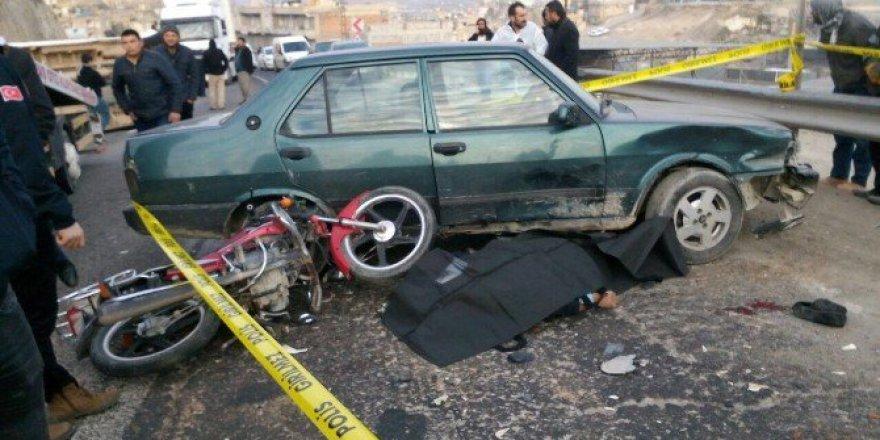 Birecik ilçesinde Kaza: Halil K Öldü, 3 Yaralı