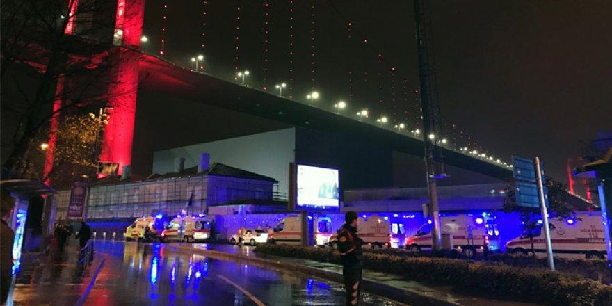 İstanbul'da Reina Saldırısına 9 Tutuklama