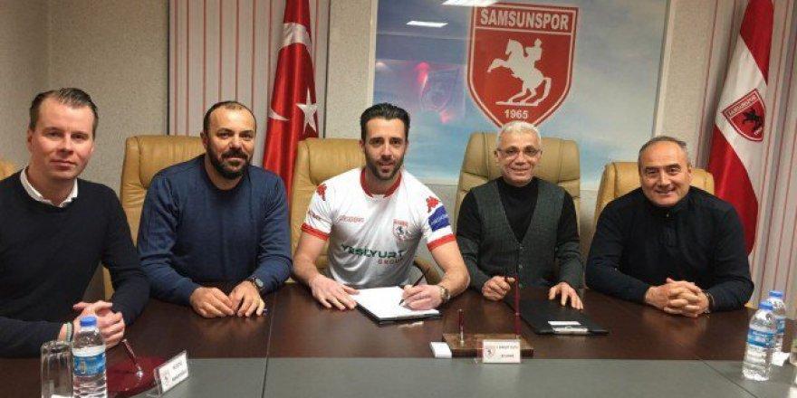 Fenerbahçeli Yıldız Caner Koca Samsunspor'da