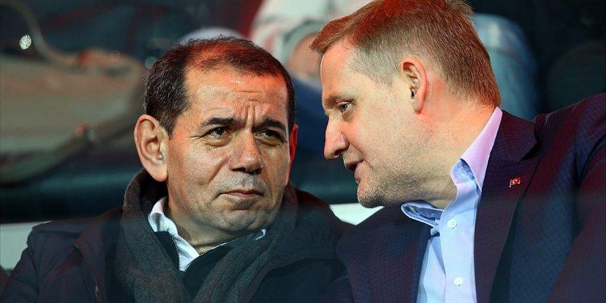 Dursun Özbek: ''Mete Kalkavan Görevini Yaptı, Galatasaray'ın İpini Çekti''