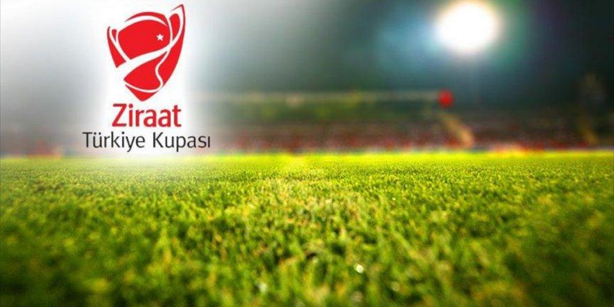 Ziraat Türkiye Kupası'nda 4 Takım Çeyrek Finalde