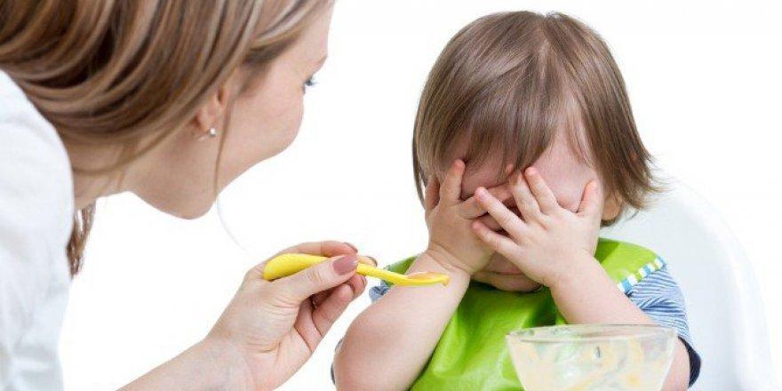 Çocuklarda İştahsızlığın En Sık Görülen 5 Nedeni!