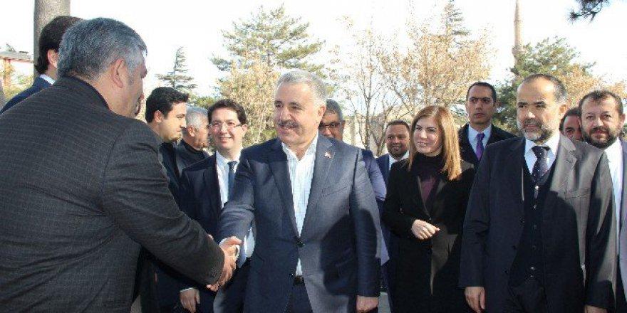 Ahmet Arslan'dan Aksaray'a Özel Havalimanı Müjdesi