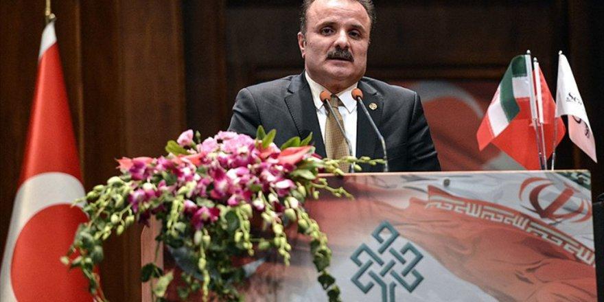 Doç. Dr. Nuri Şimşekler 'Komşularınızla Birlikte Türkiye'ye Gelin'
