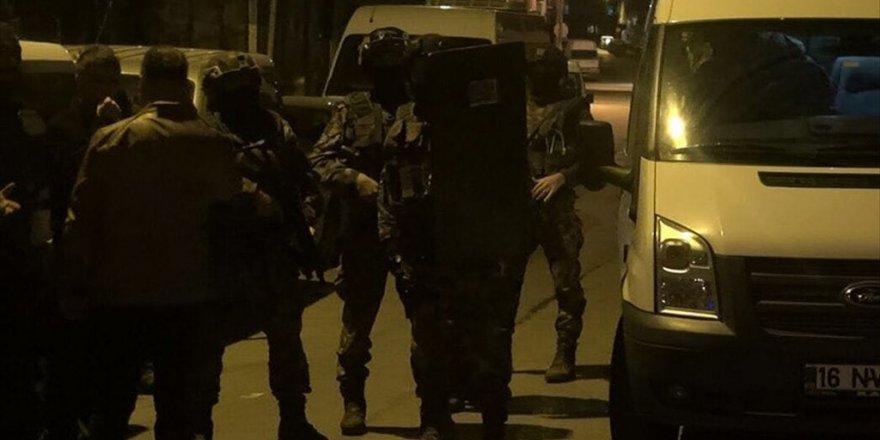 Bursa'da Daeş Operasyonu: 59 Gözaltı kararı