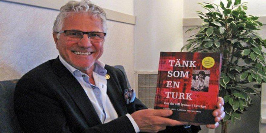 Beş Parasız İsveç'e Gelen Türk Kadim Akça, Milyarder Oldu ve Kitap Yazdı