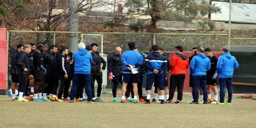 Spor Toto Süper Lig, Gaziantepspor, Adanspor Hazırlıklarını Sürdürüyor