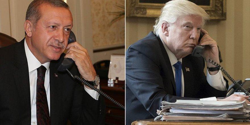 Erdoğan ve ABD Başkanı Trump Bu Gece Telefonda Görüşecek