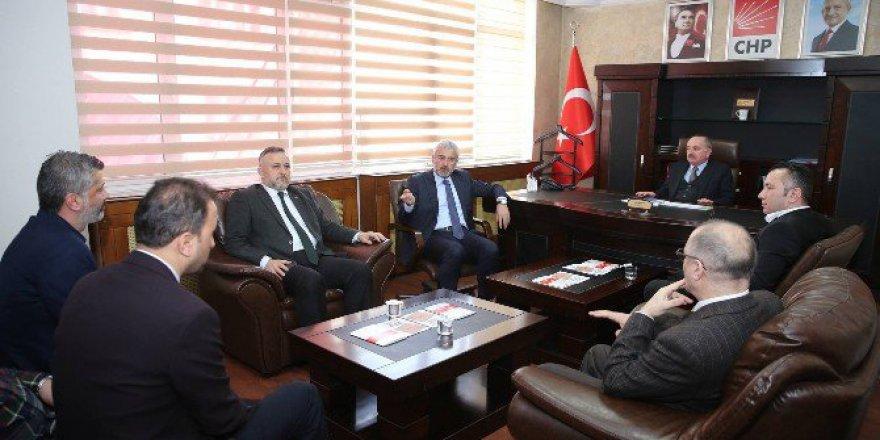 Ordu Büyükşehir Belediye Başkanı Enver Yılmaz'dan Kutuplaşma Uyarısı