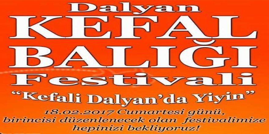 Dalyan ''Kefal Balığı Festivali''ne Hazır! Etkinlik; 18 Şubat Cumartesi