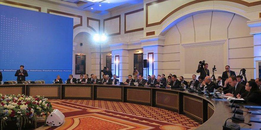 Üçlü Mekanizma Görüşmeleri Teknik Toplantısı 15-16 Şubat'ta Astana'da Yapılacak