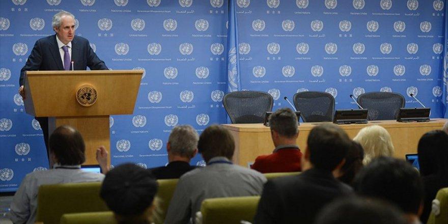 BM Genel Sekreter Sözcüsü Stephane Dujarric: ''Esed Rejiminin İnfazları Dehşete Düşürdü''