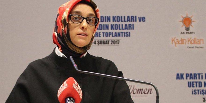 AK Kadınların referandum programı