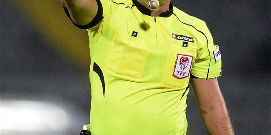 Süper Lig'de 20. Hafta Maçlarının Hakemleri