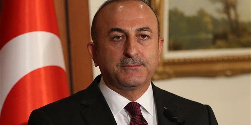 Çavuşoğlu, Lavrov İle Telefonda Görüştü