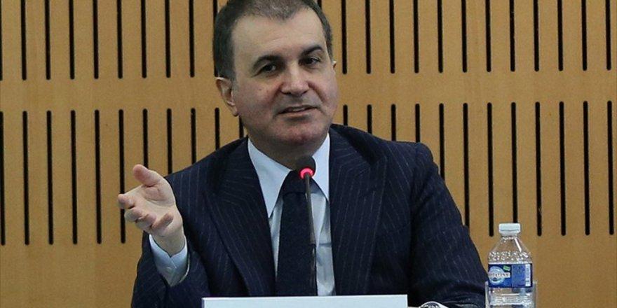 AB Bakanı Ömer Çelik: Avrupa Bütünleşmesi İçin Yeni Bir Vizyon Geliştirilmesine İhtiyaç Var