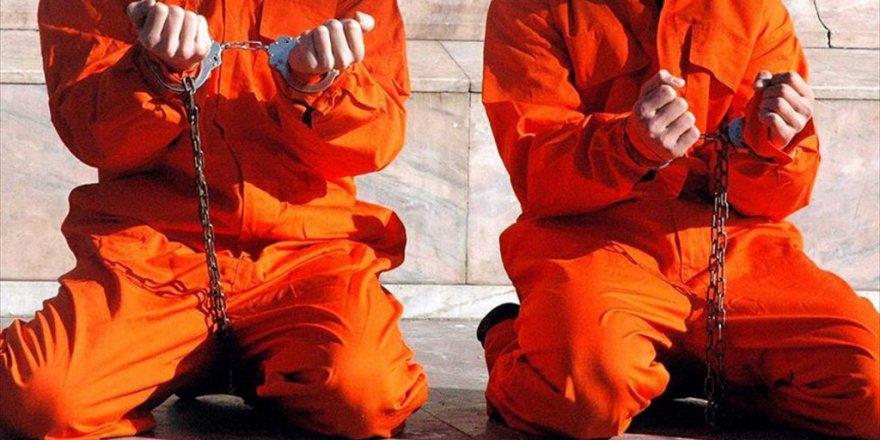 ABD, Yakalanan DEAŞ Mensuplarını Guantanamo'da Tutmayı Planlıyor