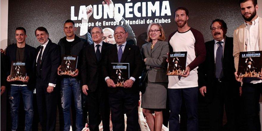Real Madrid 11. Kupayı, Başarı Öyküsünü Kitaplaştırdı