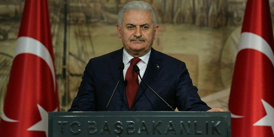 Başbakan Binali Yıldırım: Kıbrıs'ta Güvenlik ve Garantilikler Türkiye İçin Vazgeçilmezdir