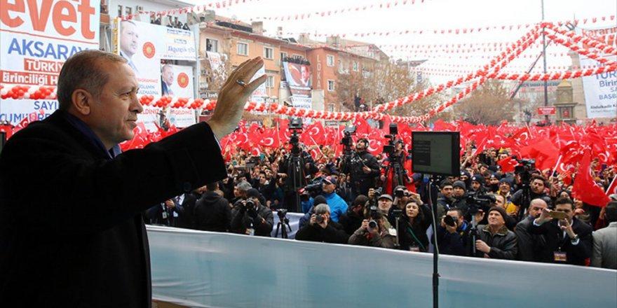 Erdoğan'dan Sistem için Pranga benzetmesi