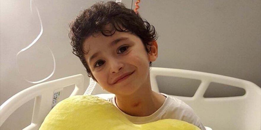 İzmirli Minik Tuğra Dizyörür Acil Kalp Bekliyor