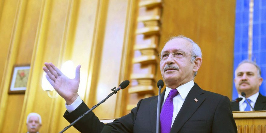 Kılıçdaroğlu : AYM'ye gitmeyeceğiz