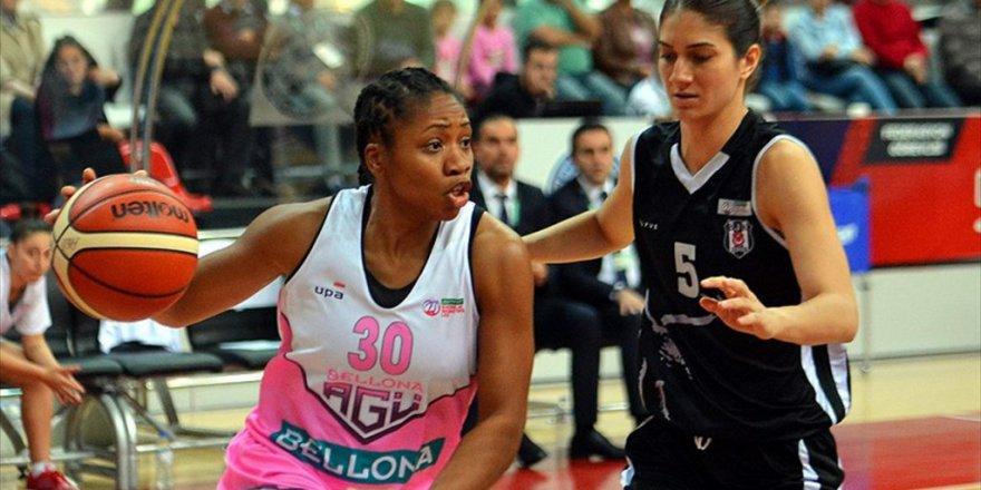 Bilyoner.com Kadınlar Basketbol Ligi'nde Beşiktaş, Potada Hükmen Galip