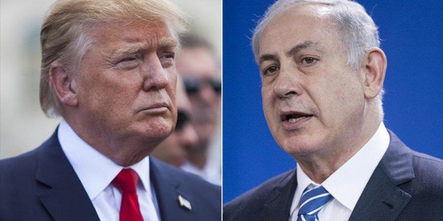 ABD Başkanı Trump'tan İsrail Başbakanı Netanyahu'ya Çağrı