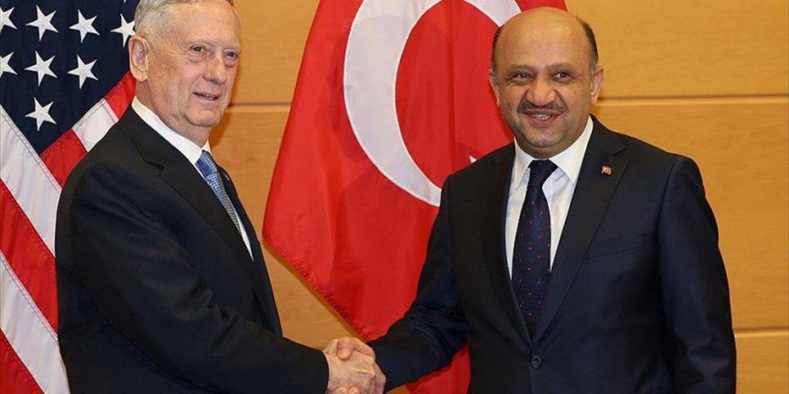 ABD'den Fırat Kalkanı Harekatı'nda Türkiye'ye Daha Fazla Destek