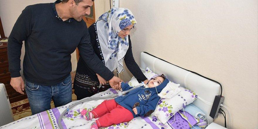 Epilepsi Hastası Elanur Bebeğe Yardım Eli Uzandı