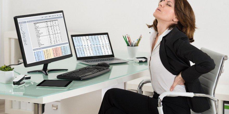 İşte Bu Rahatsızlık Masa Başı Çalışanların Korkulu Rüyası