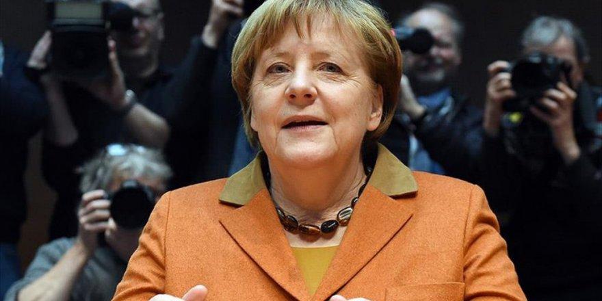 Almanya Başbakanı Merkel İfade verdi!