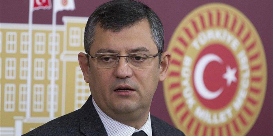 CHP'li Özel'den Kurumsallık isyanı