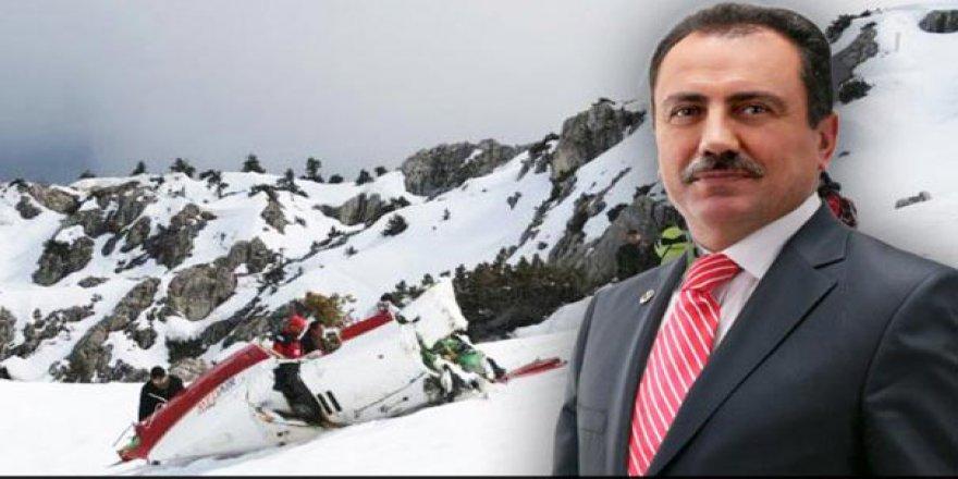 Muhsin Yazıcıoğlu kazasında şok tutuklama