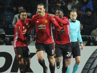 Manchester United'ı Ibrahimovic Taşıyor