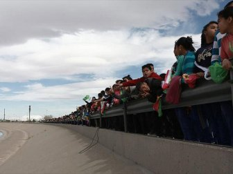 Meksika'da Abd'ye 'Etten Duvarlı' şok