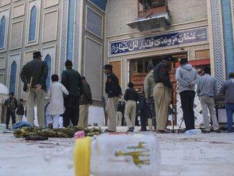 Türbe Saldırısında ölü sayısı 80