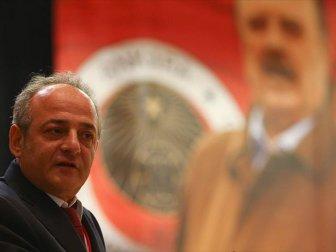 Murat Cavcav başkan seçildi