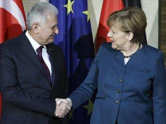 Almanya ile Türkiye o konuda anlaştı