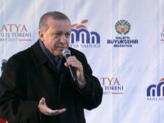 """Erdoğan : """"Yasakçılar Hayırcı Oldu"""""""