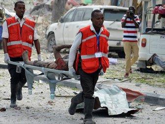 Mogadişu Pazar Yerine Bombalı Saldırı: 20 Ölü