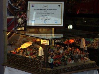Bu Pasta, Rıhtım Pastaneleri'ni Avrupa Şampiyonu Yaptı