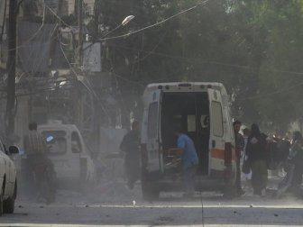 Esad yine Kimyasal Silah kullandı