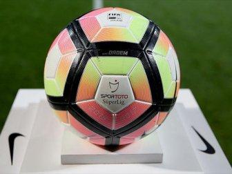 Spor Toto Süper Lig'de 21. Hafta Görünüm
