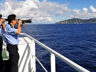 Çin ABD'yi Çin Denizi'nde istemiyor