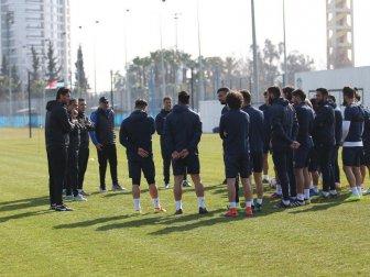 TFF 1. Lig, Adana Demirspor, Balıkesirspor Maçı Hazırlıklarını Sürdürüyor